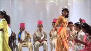 Dance Andalousie By Oumnia Boualou