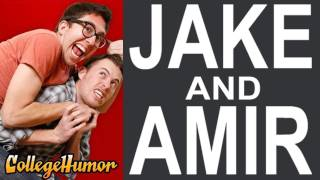 Jake and Amir: Scared