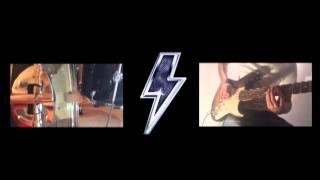 AC/DC - Hells Bells (Guitar & Drum Cover)