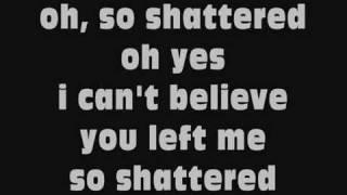 Backstreet Boys - Shattered (Lyrics)