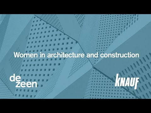 Watch our talk about women in architecture and construction live from London