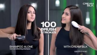 Watch #BeyondBeautiful Coleen Garcia transform her hair to get up to 98% less hair fall