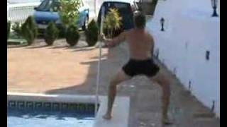 Erotic Pool Cleaner