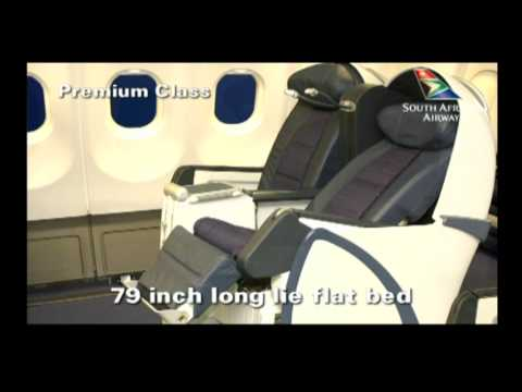 South African Airways Product Video