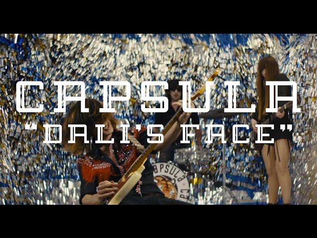 Capsula - Dali's Face #SantaRosaAlbum #Capsulaband