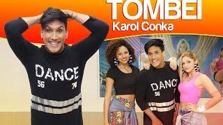 Karol Conka - Tombei (Coreografia Walace Rocha) 4K