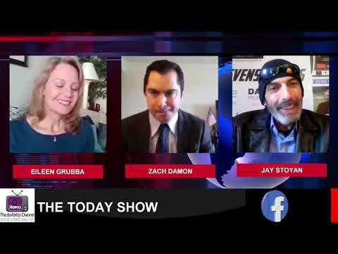 , TDC – TODAY SHOW Host Zach Damom Interviews Eileen Grubba and Abilities in Hollywood, Wheelchair Accessible Homes
