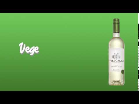Villa Garros Sauvignon - veckans gröna pizzavin!