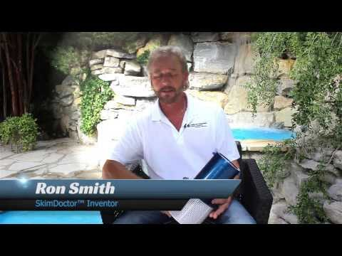 Meet the SkimDoctor™ Inventor, Ron Smith, Pool Accessories Cost Savings Product