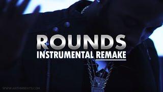 Shy Glizzy - Rounds Type Beat / Instrumental Remake by ANTHM