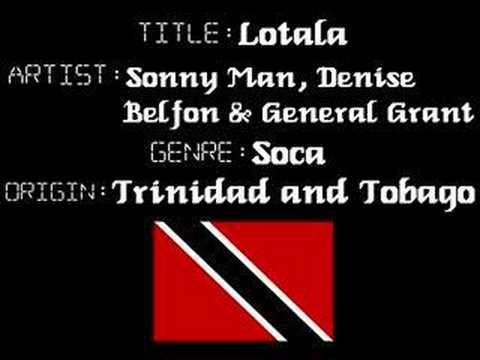 Lotala (Remix) - Trinidad Soca Music Chords - Chordify