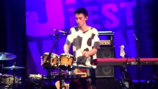 Среща с Jacob Collier - Jazz Wien 2016 June 6th