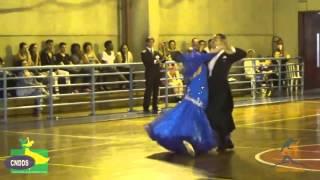 Baila Mundo - Campeonato Standard Adulto Open Valsa (Campeonato Brasileiro de Dança Esportiva 2015)