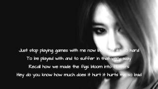[K-Pop Cover Lyrics] T-ara - Number 9