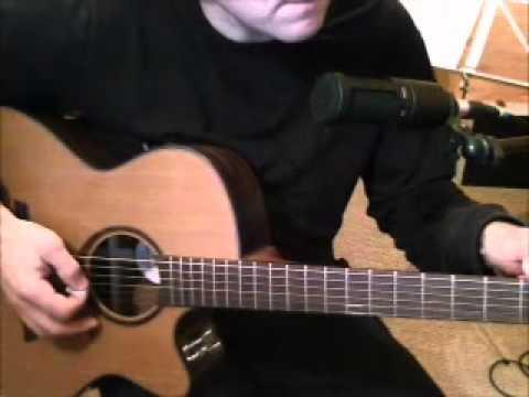 Jouer Sarbacane de Francis Cabrel à la guitare