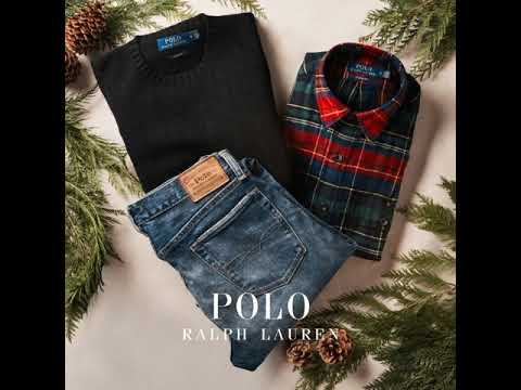 Shop Polo Ralph Lauren Collection from the Safety of your Home!