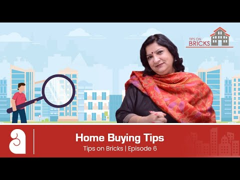 TIPS ON BRICKS. #6 - Home Buying Tips