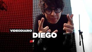 Diego sente scorrere l'energia
