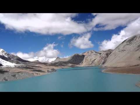 4xNews Tilicho Lake (time-lapse)