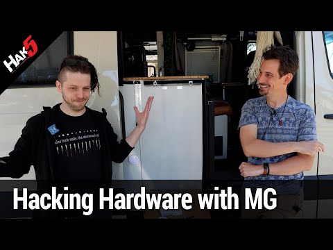 Hacking Hardware with @_MG_