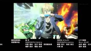 OP  Divine Gate Anime Opening