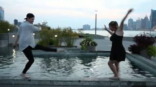 Tony Coates - Superman (Dance music video)