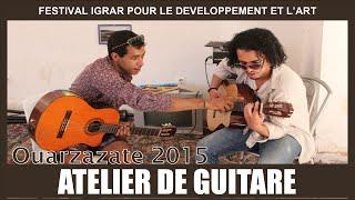 IGRAR 2015 - Atelier FLAMENCO