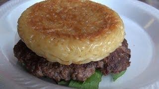[Hawaii Web TV]One day only: Ramen Burger! width=