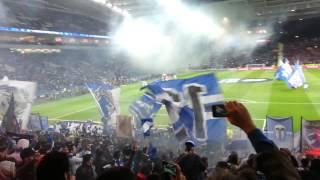 Porto Benfica - super dragões