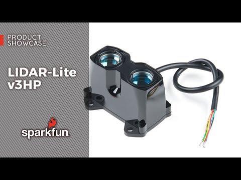 Product Showcase: LIDAR-Lite v3HP