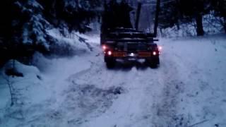 Tatra phonex a sneh.