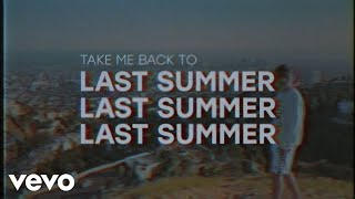 Johnny Orlando - Last Summer (Lyric Video)
