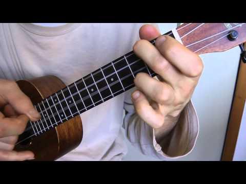 Comment jouer Imagine de John LENNON au ukulélé
