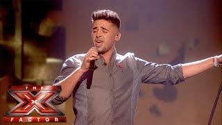 Ben Haenow sings Michael Jackson's Man In The Mirror | Live Week 5 | The X Factor UK 2014