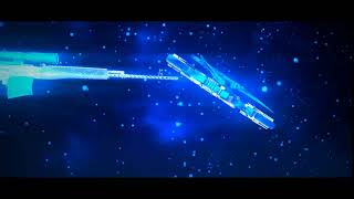 :INTRO: Blue Sniper Gun