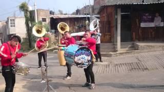 Él Apache Banda Reyna De Oaxaca Col 3 De Mayo