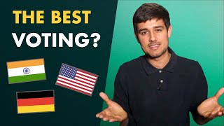 Which Country's Voting System is Best? |  Explained by Dhruv Rathee