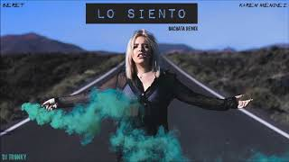 Karen Méndez - Lo Siento (DJ Tronky Bachata Remix)