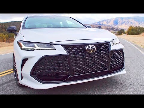 2019 Toyota Avalon ? Chevrolet Impala killer""