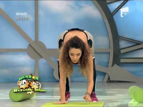 Antrenament pentru îmbunătățirea posturii