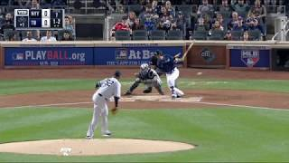 The New York Yankees take down the Tampa Bay Rays at Citi Field