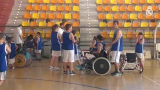 VIII Campus Inclusivo de Baloncesto Fundación Real Madrid 1