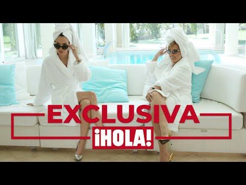 En ¡HOLA!, María Teresa Campos y Alejandra Rubio como nunca las habíamos visto