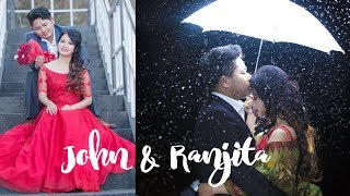 Pre wedding | John & Ranjita | Manipuri Wedding 2018