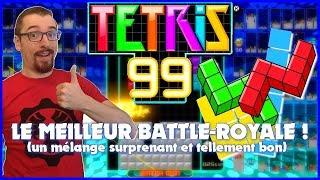 vidéo test Tetris 99 par Bibi300