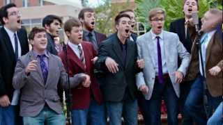 HPU Toccatatones singing Keeping me guessing Cover