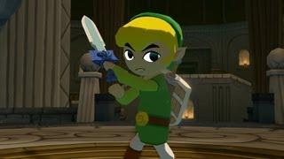 The Legend of Zelda: Wind Waker HD (1080p) - Video Review