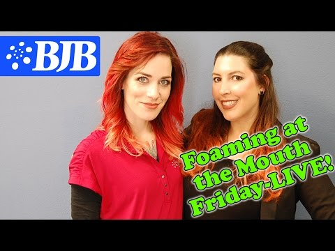 Episode 4: Foaming at the Mouth Friday- LIVE