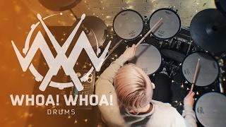 Beartooth - However You Want It Said - Whoa! Whoa! drum cover