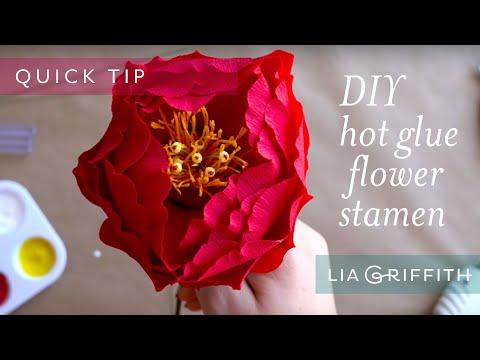DIY Flower Stamens